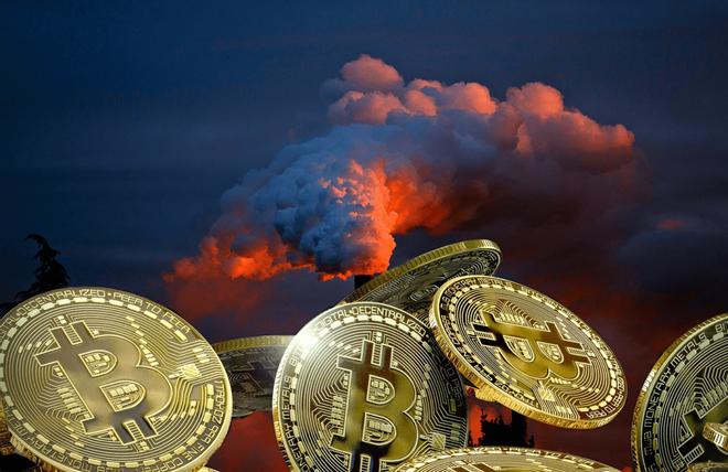 ¿Sabes que el bitcoin ya contamina más que algunos países?
