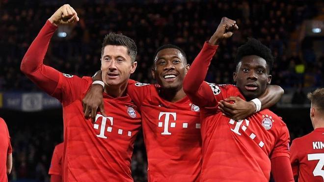 El Bayern espera seguir la senda de la victoria y encadenar su octavio título de la Bundesliga
