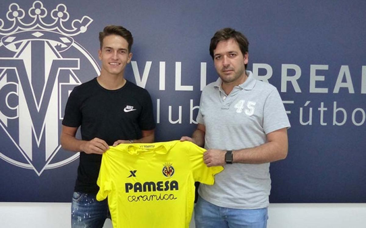 Denis Suárez firma con el Villarreal por cuatro temporadas