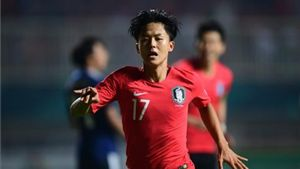 Seung-woo Lee fue una de las grandes promesas de la Masía