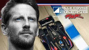 Romain Grosjean correrá la IndyCar en 2021 con Dale Coyne Racing