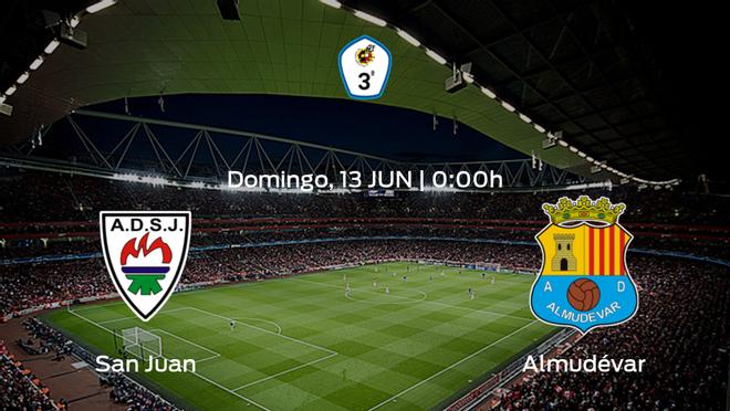 Previa del partido: el San Juan recibe al Almudévar en la duodécima jornada