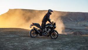 Pan America, la nueva aventura de Harley-Davidson