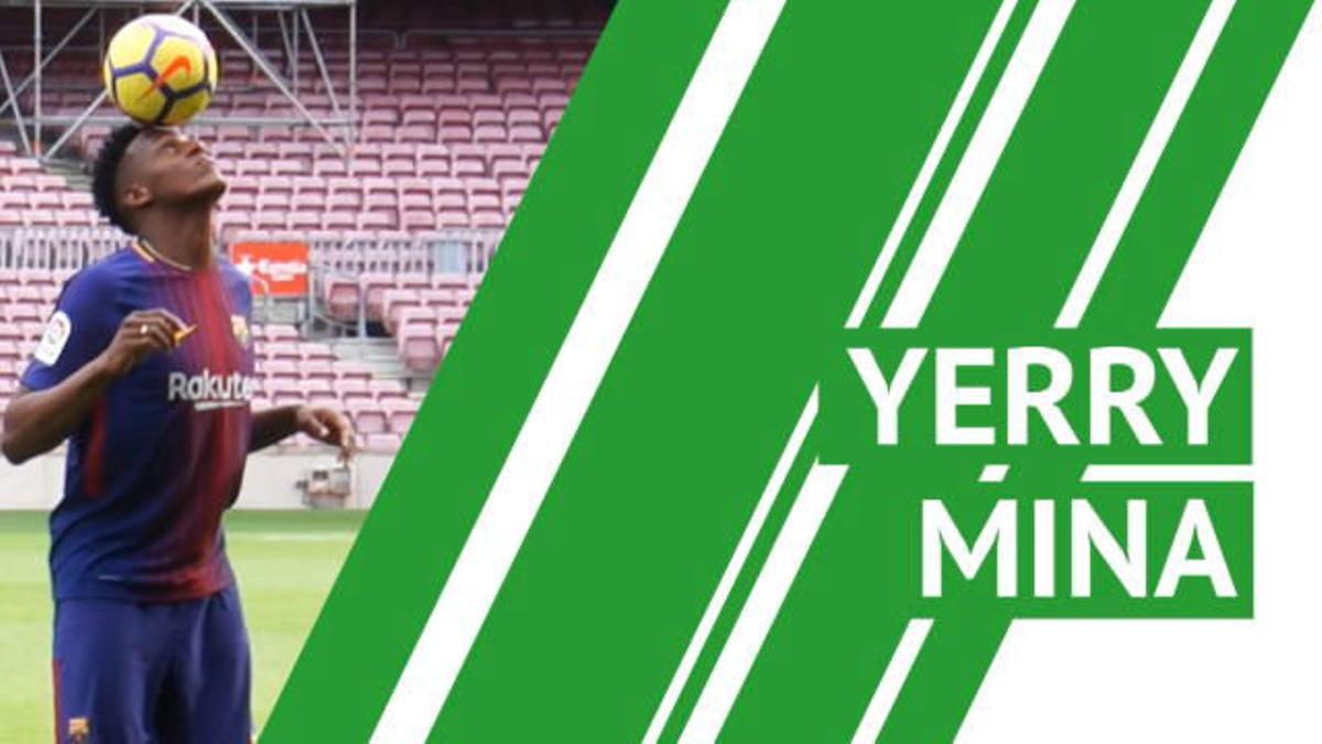 El perfil de Yerry Mina