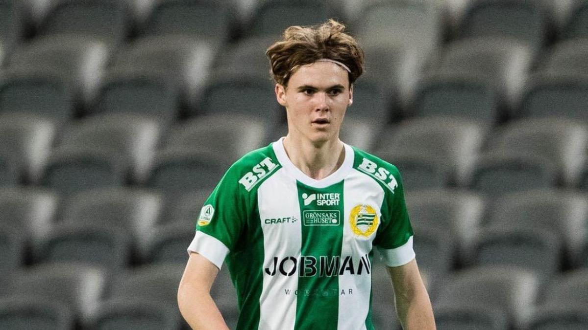 Así juega la perla sueca Williot Swedberg