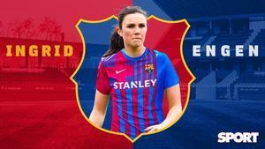 Engen, nuevo fichaje del FC Barcelona