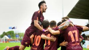 LACHAMPIONS   Chelsea - FC Barcelona (0-3)