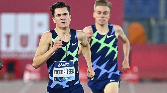 Jakob Ingrebrigtsen es una de las grandes estrellas del atletismo europeo