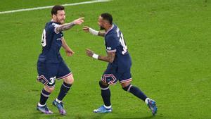 ¡No podía ser de otra forma! El estreno goleador de Messi con el PSG: la jugada de siempre y golazo por la escuadra