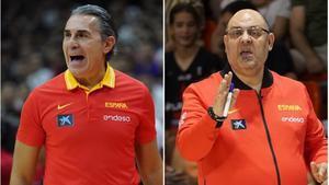 Scariolo y Mondelo seguirán al frente de las selecciones