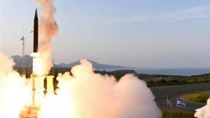 El misil supersónico ARRW falla en la primera prueba de la fuerza aérea
