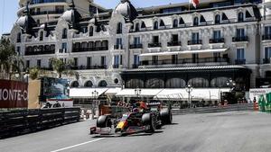 Pole del GP de Mónaco de F1