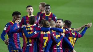 El Barça-Sevilla, récord de audiencia