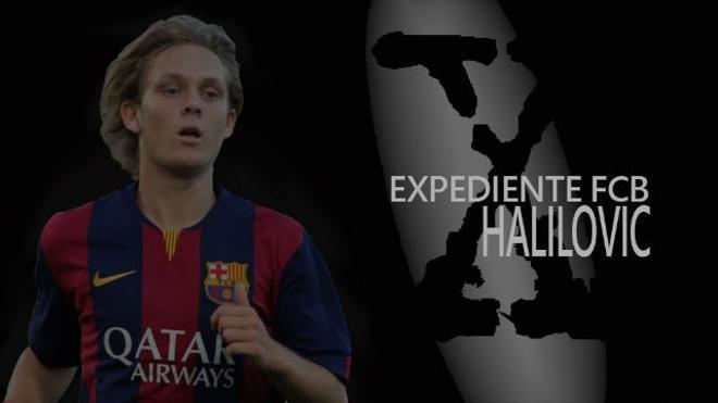 Los expediente X del FC Barcelona: Halilovic