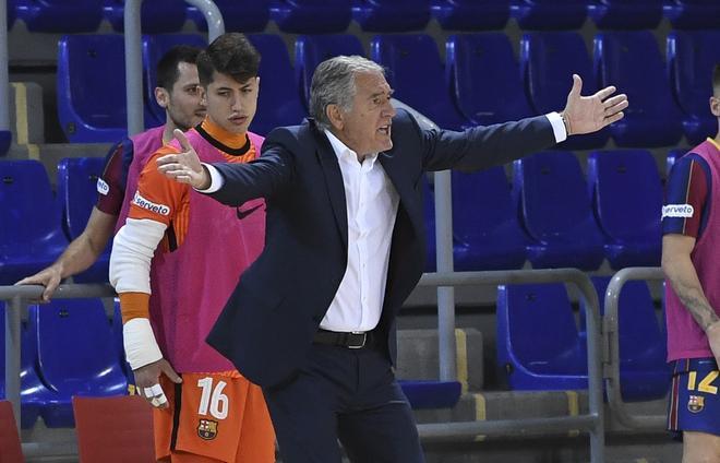 Andreu Plaza está centrado en luchar por el título de liga