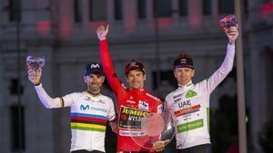 Roglic fue el campeón en la edición de 2019