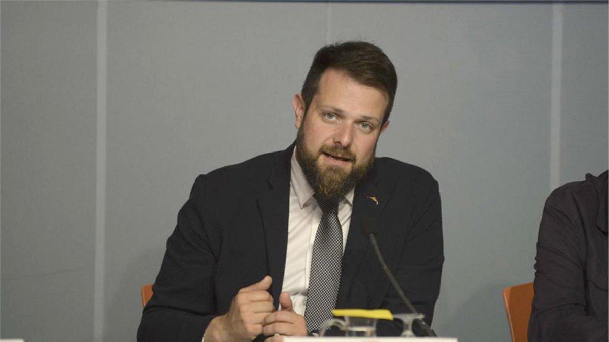 Gerard Figueras, secretari general de lEsport de la Generalitat de Catalunya