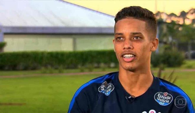 Pedrinho, jugador del Corinthians