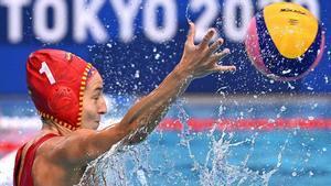 España ya está en la final de waterpolo femenino