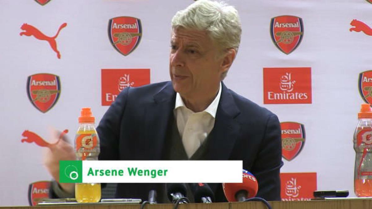 El discurso de despedida de Wenger tras 22 años en el Arsenal
