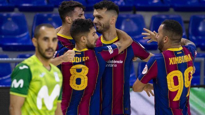 Un gran Barça ya está en semifinales