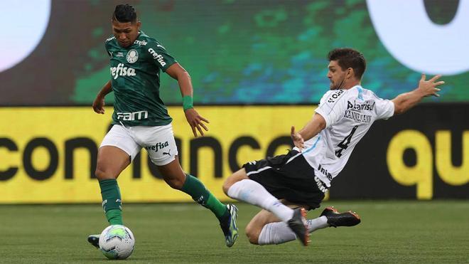 El Palmeiras superó de nuevo al Gremio y fue justo campeón