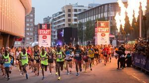 Imagen de archivo de la EDP Bilbao Marathon