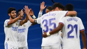 El resumen de la goleada del Real Madrid ante el Mallorca