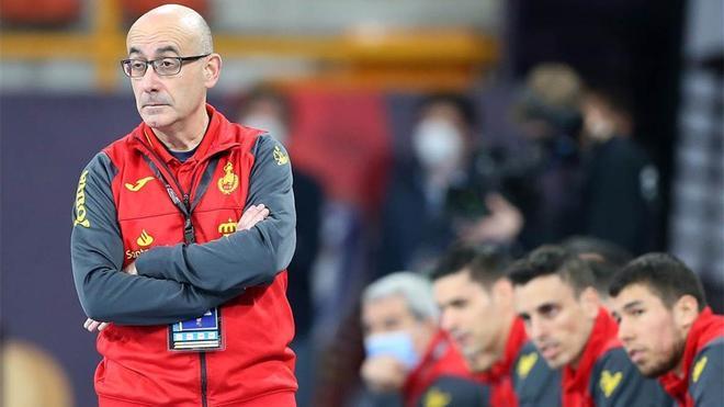 """Ribera: """"Hemos cumplido los objetivos que nos habíamos marcado en el partido"""""""