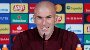 Zidane: Lo tomamos como una final