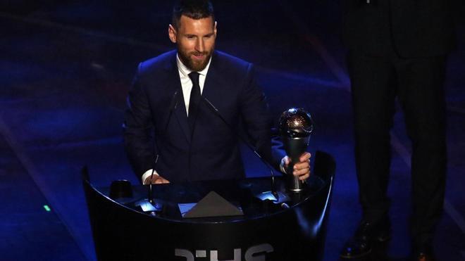 Leo Messi vuelve a optar al galardón que conquistó en 2019