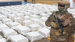 Colombia crea un comando especial para combatir el narcotráfico
