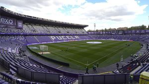 El José Zorrilla será la segunda casa del Real Madrid