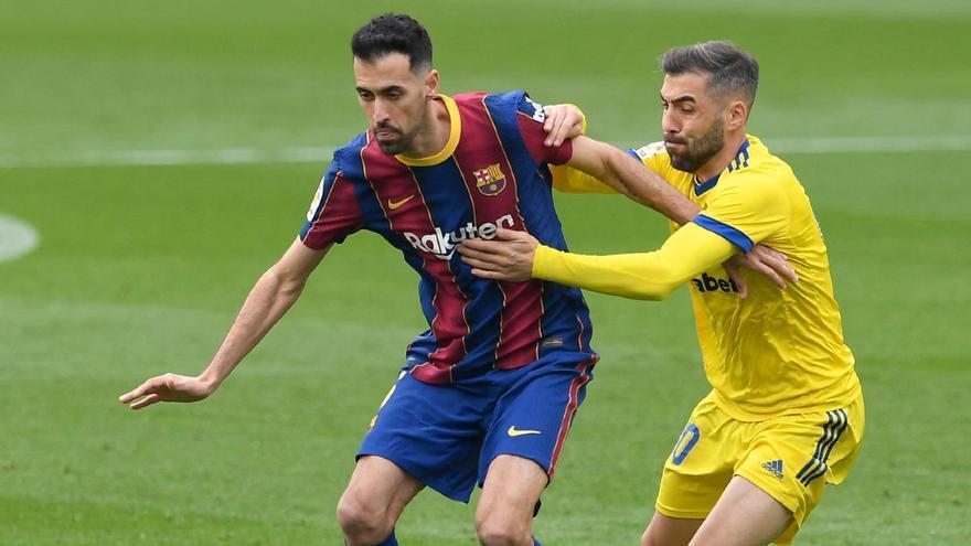 Los seis jugadores del Barça que aún no han marcado esta temporada