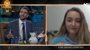 Elena Cañizares también entra en La Resistencia y revela que le quieren denunciar