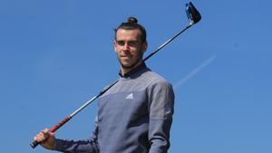 Gareth Bale es un apasionado del golf