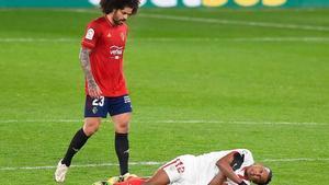 A pesar de estar en mitad de tabla, el Osasuna no debe seguir descuidando puntos para evitar el descenso