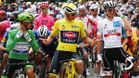 Van der Poel est toujours le leader du Tour