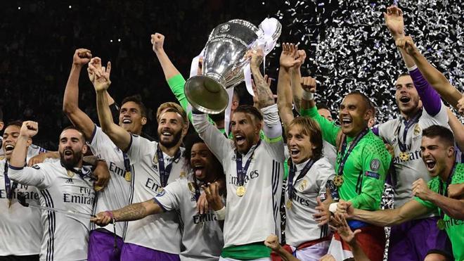 Sergio Ramos deja el Madrid