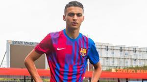Kays Ruiz, nuevo jugador del Barça