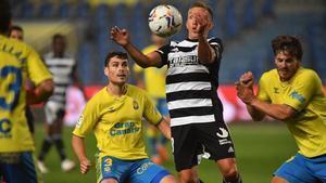 Si el Cartagena logra una victoria, podrían zafarse momentáneamente de la zona de descenso