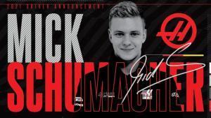 El apellido Schumacher vuelve a la F1 con Haas