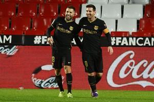 Así ha narrado la radio el golazo de falta de Leo Messi