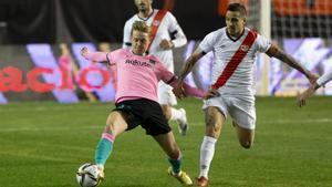 El partidazo de De Jong que guio al Barça en la remontada de Copa
