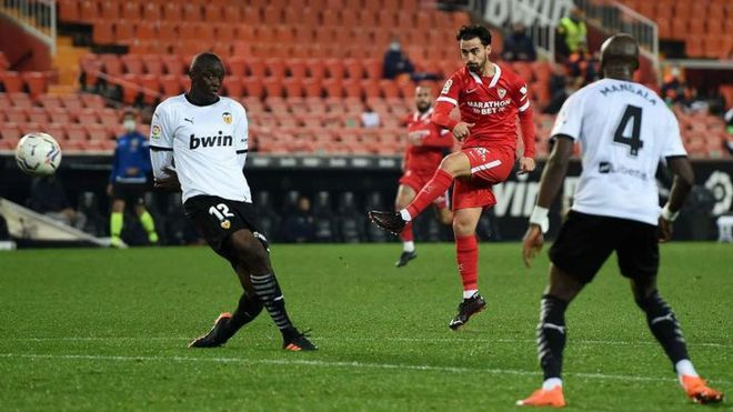 Tras una magnífica temporada, el Sevilla ha garantizado su participación en la próxima Champions League