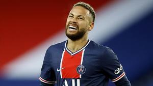 Neymar Junior no podrá enfrentarse al Barça