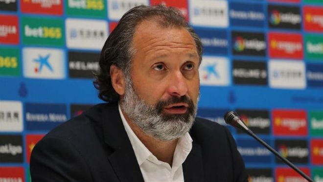Rufete, director deportivo del Espanyol