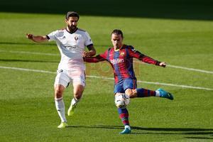 El Osasuna ha sido incapaz de sumar una victoria en las últimas cinco fechas de LaLiga