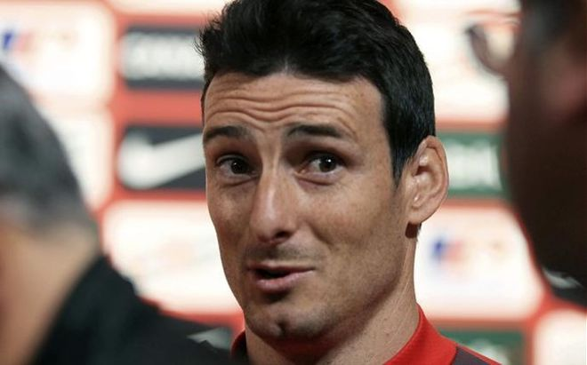 Aduriz ha recibido insultos a raiz de la final de Copa