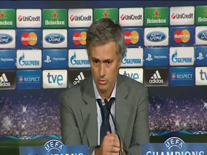 Mourinho atiza a la prensa